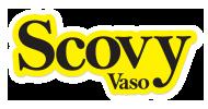 Logo Scovy Vaso com Pote